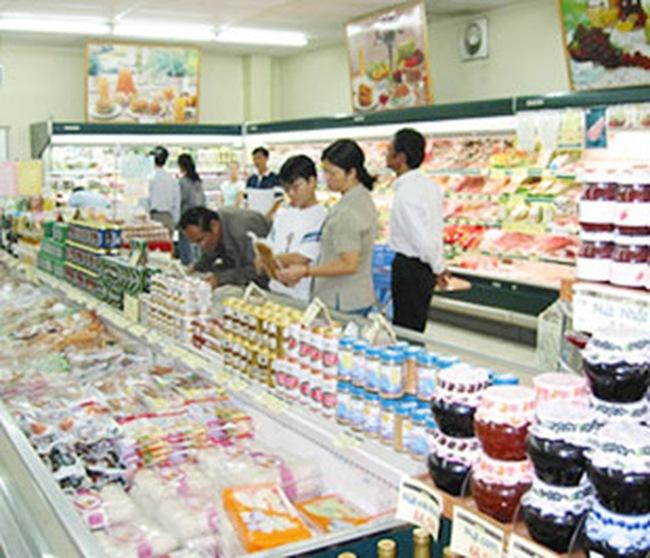 Khai trương Co.op Food tại Hóc Môn