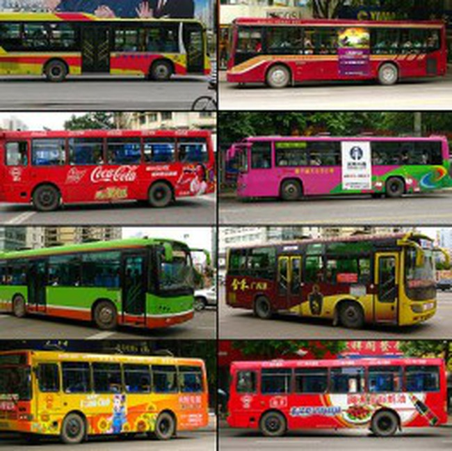 Tăng trợ giá xe buýt do giá xăng và tiền lương tăng