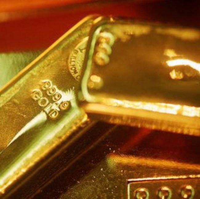 Giá vàng đứng mức 28,6 triệu đồng/lượng