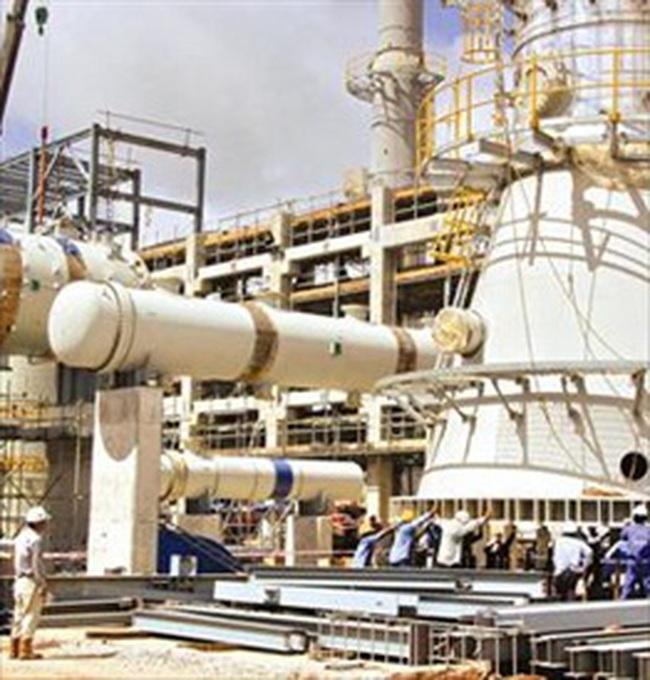 Dung Quất đã xuất bán được 803.387 tấn xăng dầu