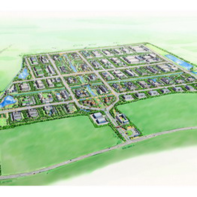 Công bố quy hoạch chi tiết Dự án KCN Yên Mỹ II