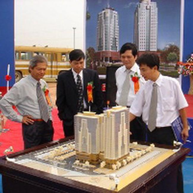 Viglacera đầu tư xây dựng Khu căn hộ cao cấp 40 tầng tại Trung Hòa, Cầu Giấy