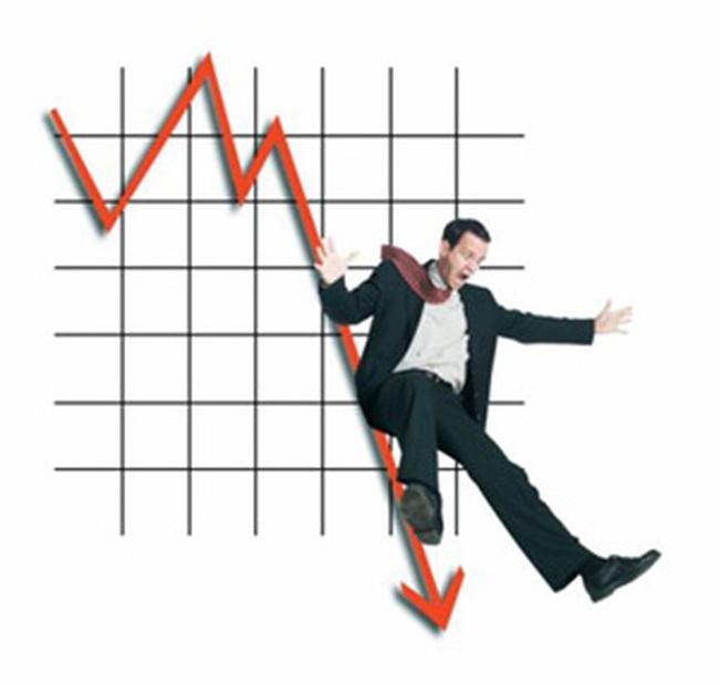 Giảm gần hết biên độ, VN-Index về sát ngưỡng 500 điểm