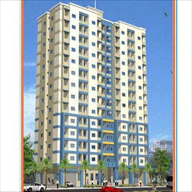 Khởi công xây dựng chung cư SGC 14 tầng tại quận Bình Thạnh