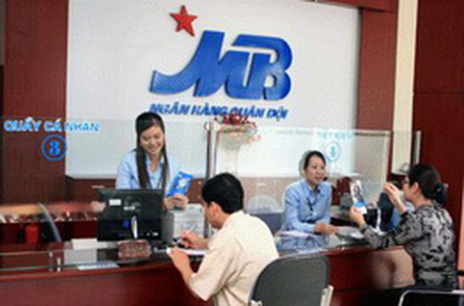 MB tăng vốn điều lệ lên 4.400 tỷ đồng