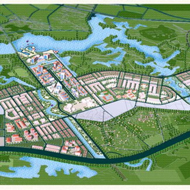 DIG: Đầu tư 8.700 tỷ đồng cho Khu đô thị mới Nam Vĩnh Yên, Vĩnh Phúc