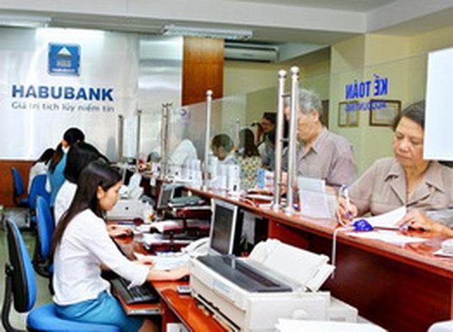 Habubank tạm ứng cổ tức đợt 2 năm 2009 tỷ lệ 5%