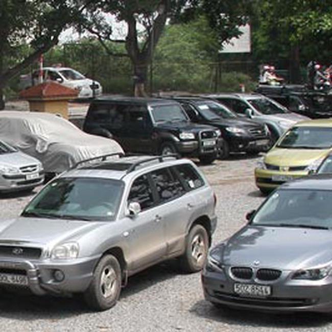 Ôtô nhập khẩu tăng kỷ lục