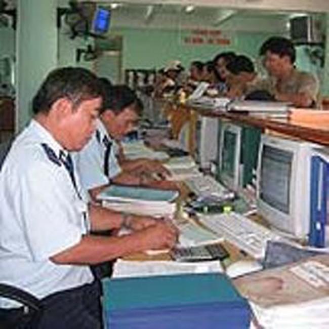 Khai trương hệ thống ki-ốt tra cứu thông tin thuế