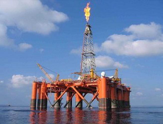 Ngành dầu khí đóng góp 30% ngân sách