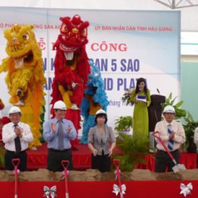 1.200 tỷ đồng xây dựng khách sạn 5 sao đầu tiên tại Hậu Giang