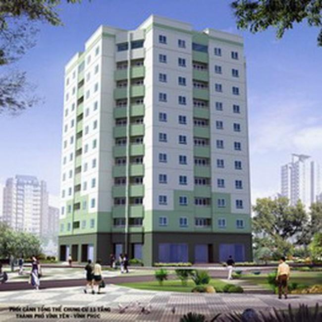 XMC: Bàn giao 80 căn hộ tại Vĩnh Yên, Vĩnh Phúc