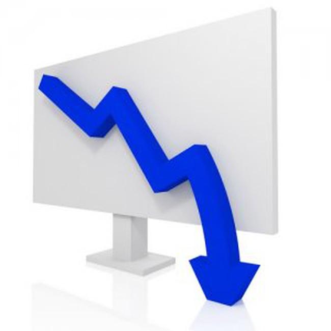 Index hai sàn cùng giảm mạnh