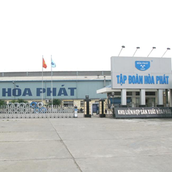 HPG: Nhà máy Cán thép Hòa Phát - Hải Dương chạy thử nóng thành công