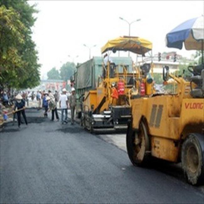Chỉ định thầu một số dự án đường giao thông