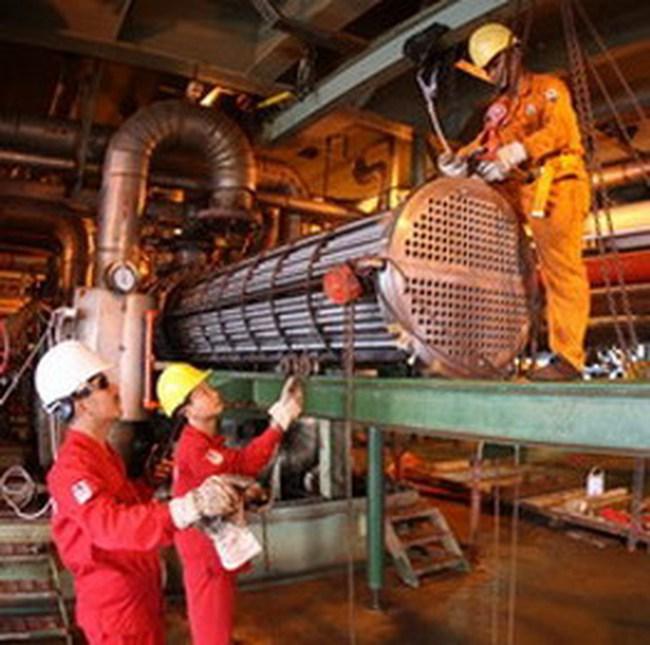 Vietsovpetro hoàn thành sớm kế hoạch khai thác