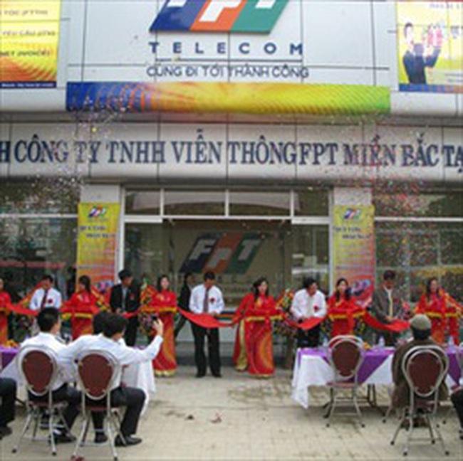 11 tháng FPT Telecom vượt kế hoạch doanh số và lợi nhuận năm 2009