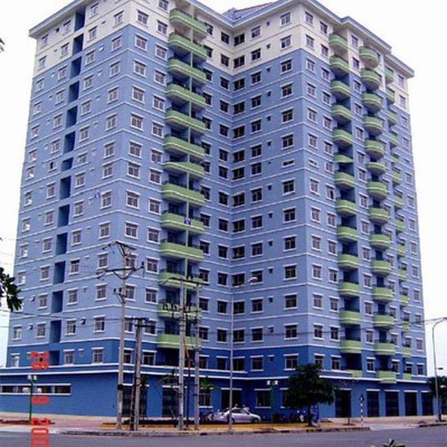 Phí quản lý ở chung cư tối đa 8.000 đồng mỗi m2