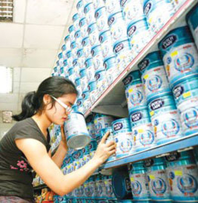 Vì sao sữa nội tăng giá?