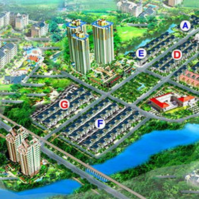 Bình Chánh: Duyệt quy hoạch 1/500 Khu dân cư, trung tâm thương mại