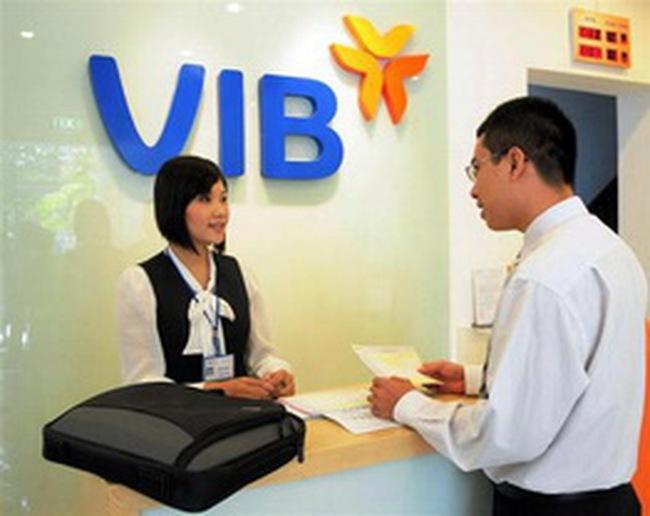 VIBank tạm ứng cổ tức năm 2009 tỷ lệ 13,2%