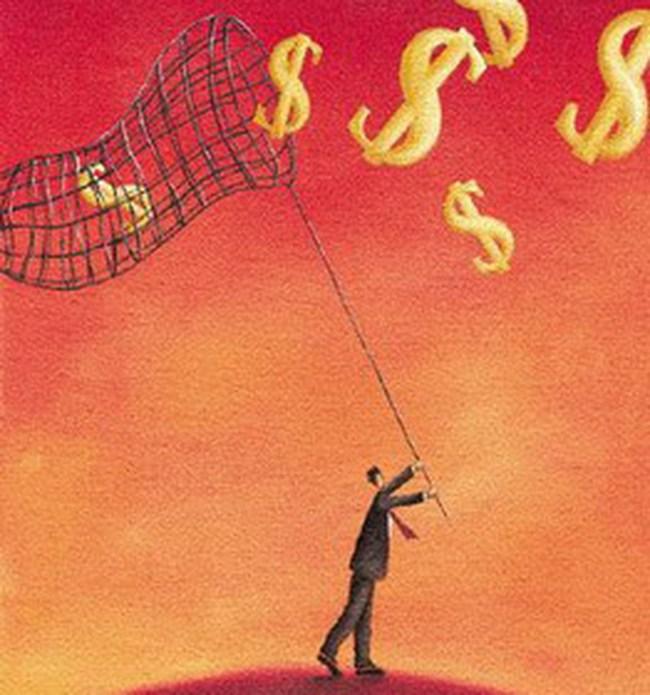 Lãi suất tiền gửi tiếp tục căng