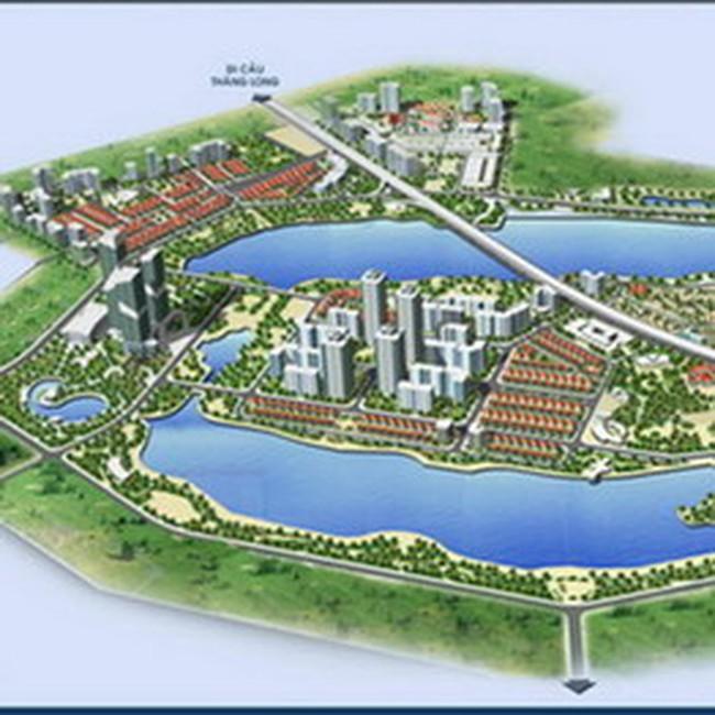 Ngày 5/1/2010 sẽ cưỡng chế giải phóng mặt bằng Tây Nam Linh Đàm