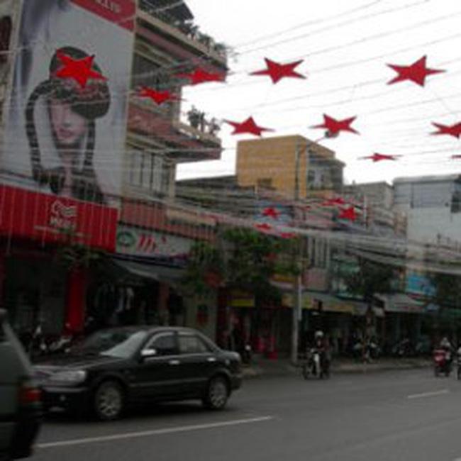 Đất Đà Nẵng 2010 cao nhất 35,28 triệu đồng/m2