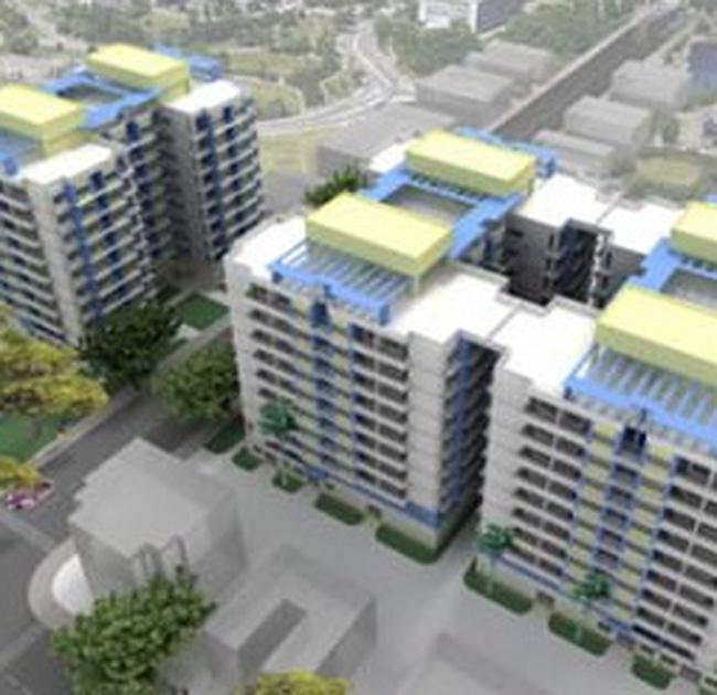Hà Nội nhận hồ sơ mua nhà giá thấp từ tháng 4-2010