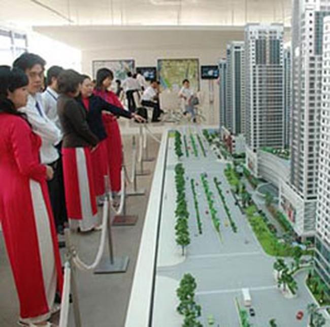 Giá nhà đất đang ở ngưỡng mua vào ?
