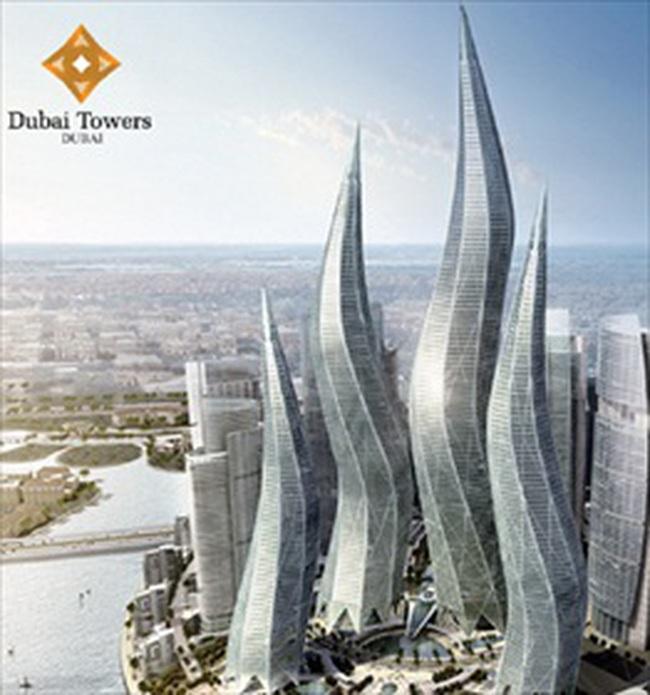 Dubai khai trương tòa nhà cao nhất thế giới