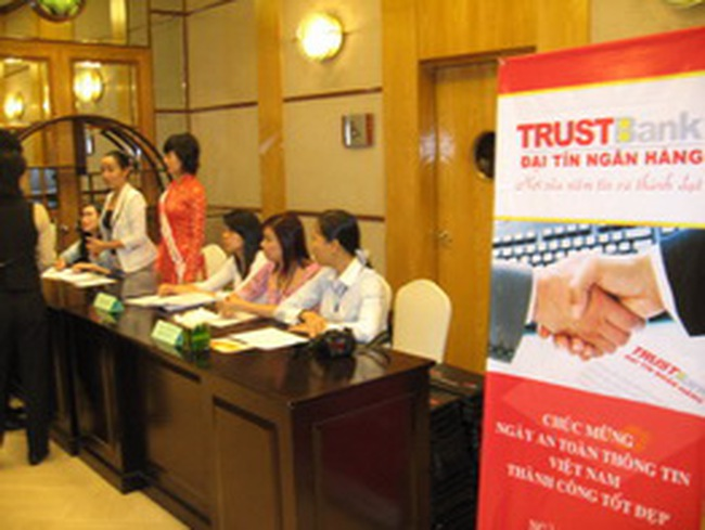 TrustBank phát hành 50 triệu cổ phiếu