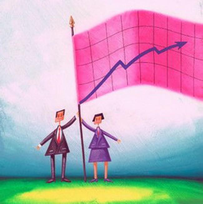VN-Index đứng vững tại mốc 530 điểm