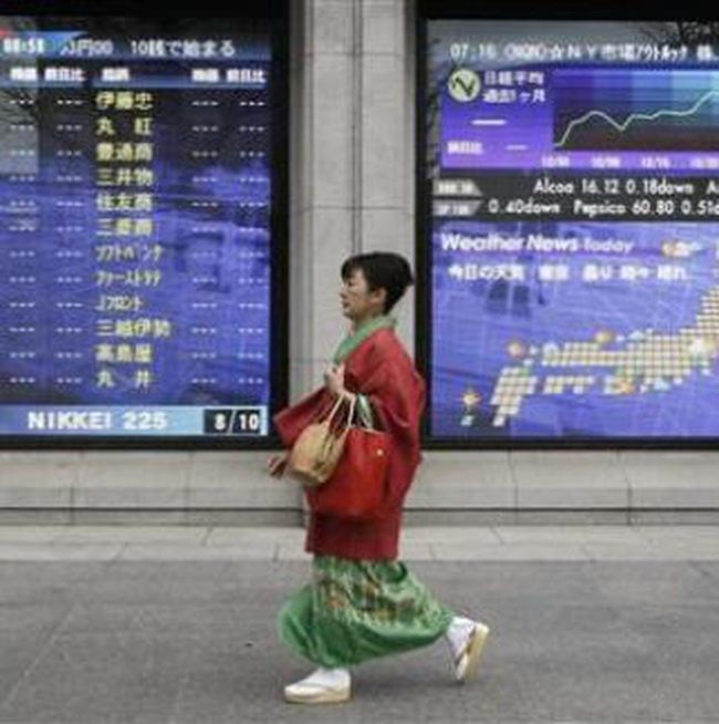 Thị trường châu Á lên mức cao nhất trong 16 tháng