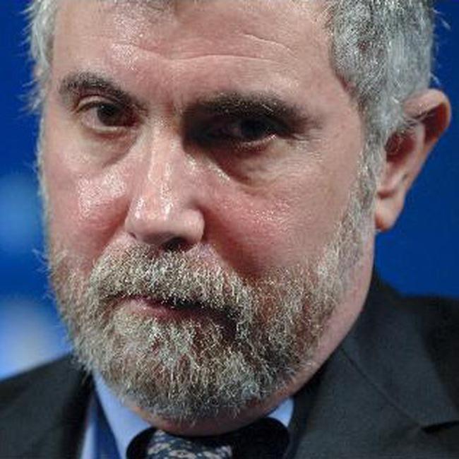 Paul Krugman nhận định kinh tế Mỹ có thể rơi vào suy thoái lần hai trong năm 2010
