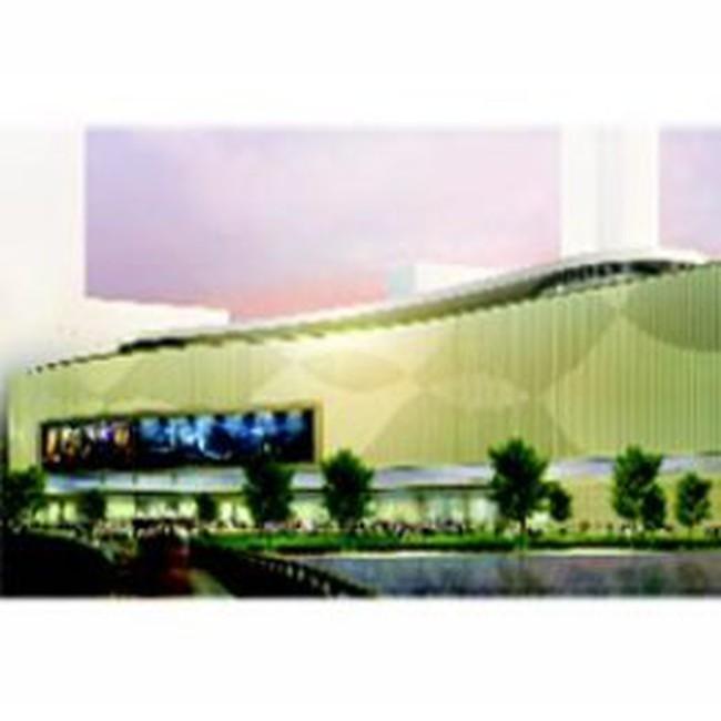 Crescent Mall sẽ khai trương vào cuối năm 2011