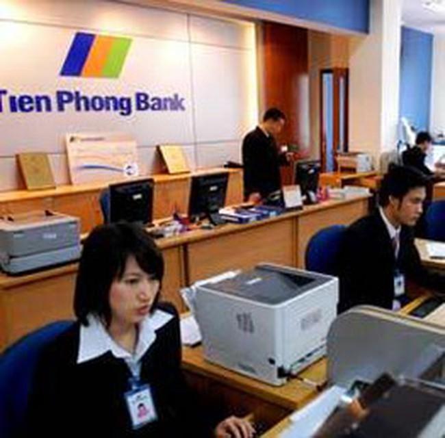 TienPhongBank đạt 164,7 tỷ đồng lợi nhuận, vượt 10,5% kế hoạch năm 2009