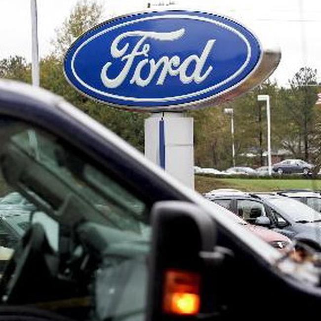 Quý 4/2009, thị trường ô tô Mỹ đi lên lần đầu trong 3 năm