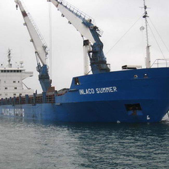 ILC: Đã bán tàu Inlaco Summer với giá 1,015 triệu USD.