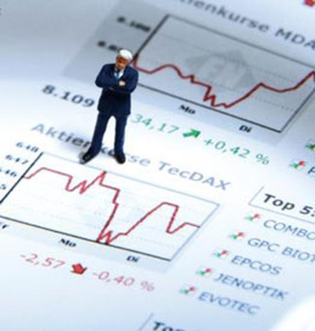 Chứng khoán đang trong xu thế tăng giá