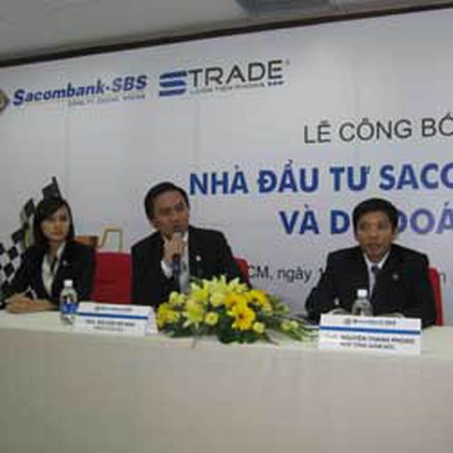 Sacombank-SBS dự kiến niêm yết HoSE vào cuối quý I/2010