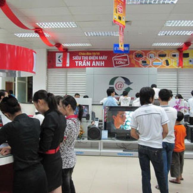 Trần Anh chính thức giao dịch tại HNX ngày 12/1