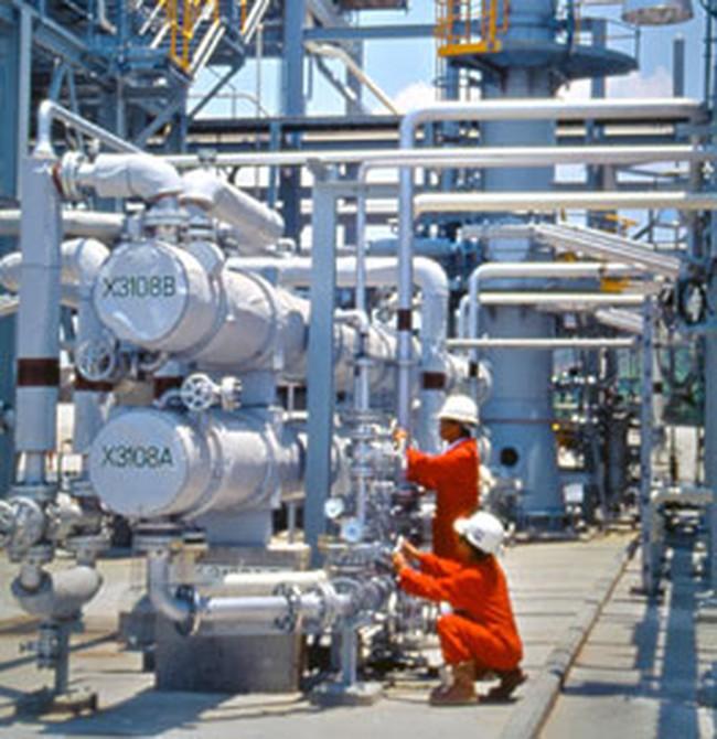 Năm 2009 PV Gas đạt 3.500 tỷ đồng LNTT