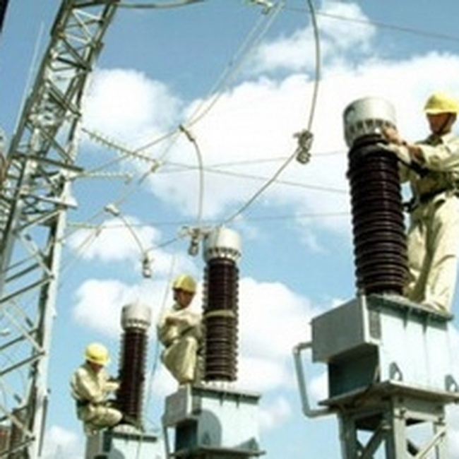 Sẽ đề xuất giá điện 2010 trước ngày 15/1
