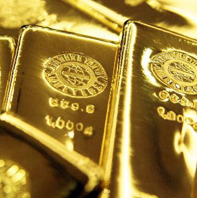 Vàng giảm trên 100 nghìn đồng/lượng, mất mốc 27 triệu đồng/lượng