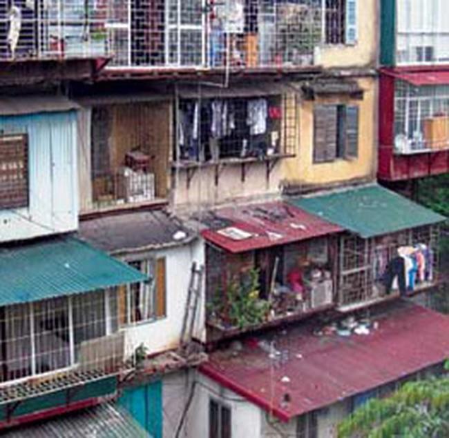 """Hà Nội: Sẽ bán 7.000 """"nhà 61"""" trong năm 2010"""