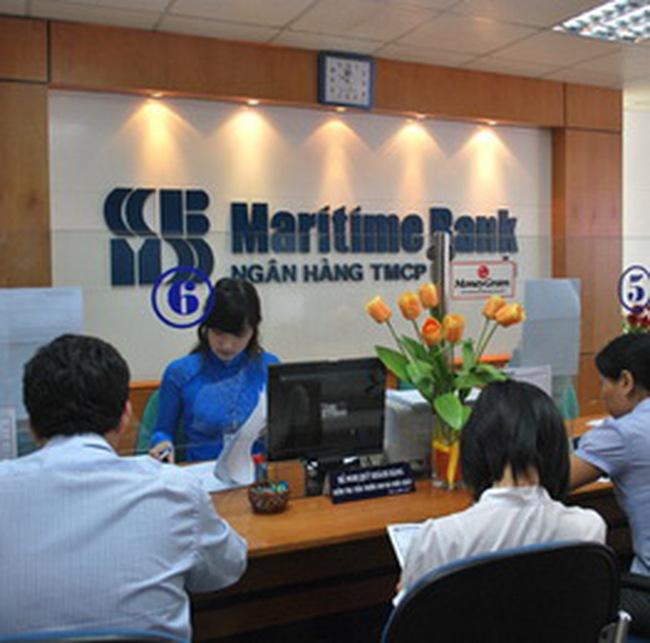 Maritime Bank đạt 1084 tỷ đồng lợi nhuận trong năm 2009