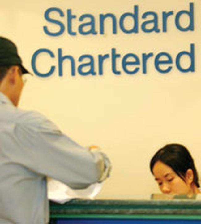 Standard Chartered Việt Nam đã đăng ký cung ứng dịch vụ ngoại hối