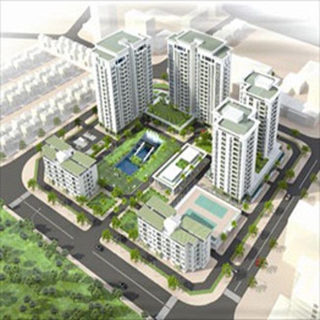 Dự án khu đô thị: Chủ đầu tư phải nộp tiền sử dụng đất