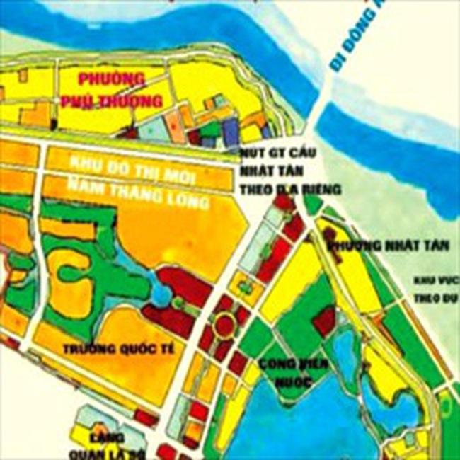 Đề xuất hợp tác xây đường Nhật Tân-Nội Bài